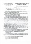 Công khai nội dung Kế hoạch TTKS - XLVP tháng 6/2021 của Công an thành phố Điện Biên Phủ