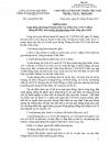 Công khai kế hoạch TTKS - XLVP tháng 8/2021 của Công an huyện Tuần Giáo