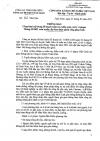 Công khai nội dung Kế hoạch TTKS - XLVP tháng 02/2021 của Công an huyện Tuần Giáo