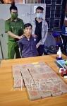 Công an huyện Nậm Pồ phá thành công chuyên án 218P, thu 19 bánh heroin